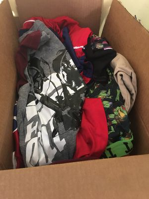 Free boys clothing size 8-10 for Sale in Coral Springs, FL