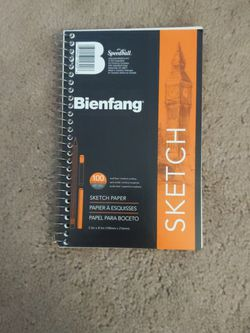 Sketch Paper Book for Sale in Houston,  TX
