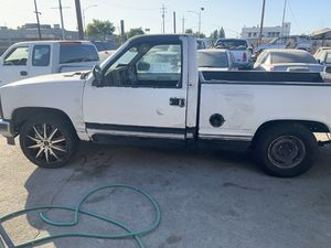 1992 gmc parts for sale whole truck for Sale in Fresno, CA