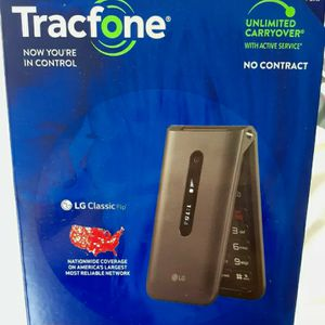 LG Classic Flip Phone For Tracfone for Sale in Boynton Beach, FL