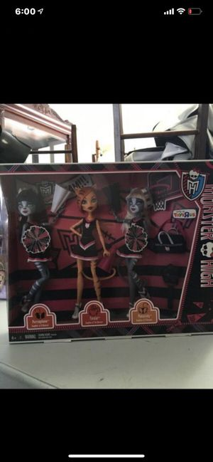 Monster High for Sale in Azusa, CA