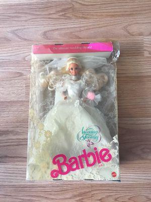 Wedding Fantasy Barbie Doll for Sale in Miami, FL