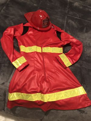 Firefighters dress costume for Sale in Cleveland, OH