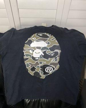 BAPE Tshirt Size XL for Sale in San Marcos, CA