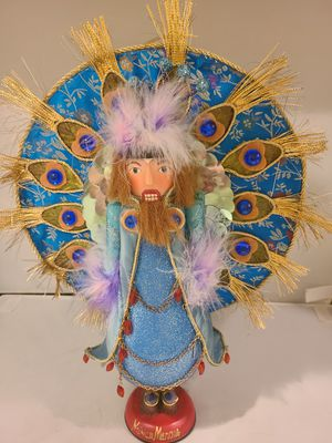 """Neiman Marcus Nut Cracker 14"""" Christmas Decoration for Sale in Fort Lauderdale, FL"""
