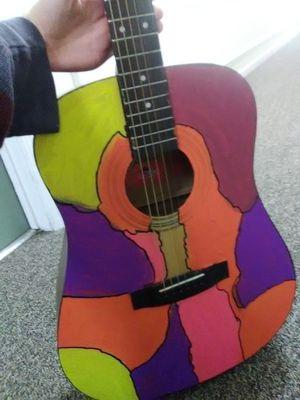 Jasmine guitar for Sale in Springville, NY