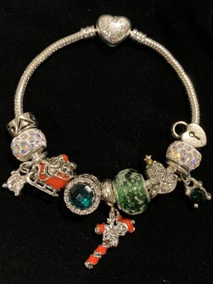Pandora style bracelet for Sale in Buena Park, CA