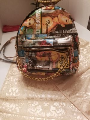 Mini Magazine Collage Backpack for Sale in North Little Rock, AR