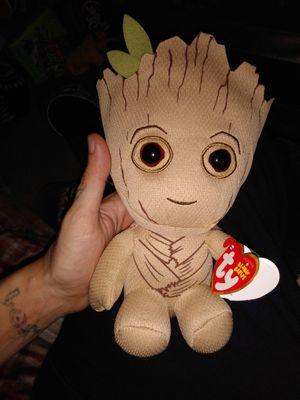 Baby Groot beanie baby for Sale in Auburndale, FL