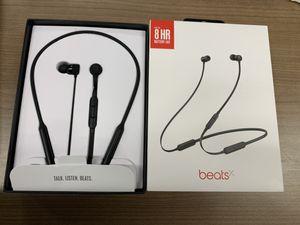 Beats by Dr. Dre - BeatsX Wireless Earphones - Black LIKE NEW for Sale in Warren, MI