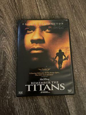Remember the Titans for Sale in Marietta, GA