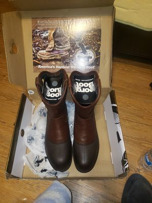 Georgia work boots new size 13 for Sale in Dallas, TX