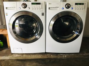 electric washer and dryer for Sale in Pasadena, TX