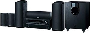 Surround sound System & Amp receiver for Sale in New York, NY