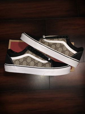 Custom Gucci Vans for Sale in City of Industry, CA