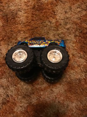 Toy monster truck for Sale in East Wenatchee, WA