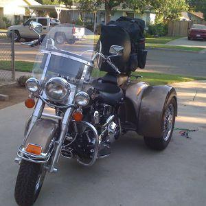 2004 Harley Davidson Heritage Softail Classic Trike for Sale in Fresno, CA
