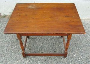 Antique Table (120 yrs old) Family Heirloom for Sale in Fresno, CA