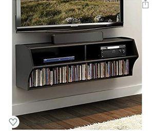 Black floating TV shelve for Sale in Washington, DC