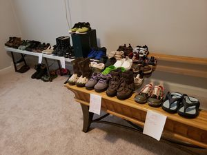 Shoes of all sizes! Discount on bundles! for Sale in Lithonia, GA