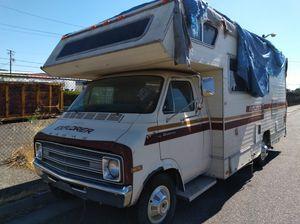 1977 dodge rv for Sale in Stockton, CA