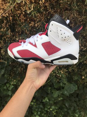 Jordan 6 carmine for Sale in San Lorenzo, CA