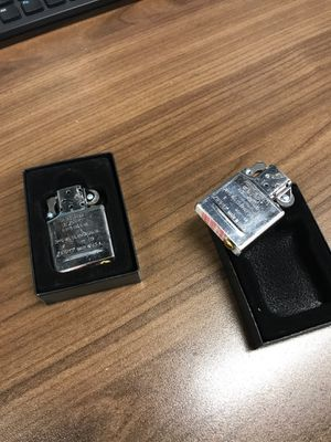 Zippo lighter inserts for Sale in Sacramento, CA