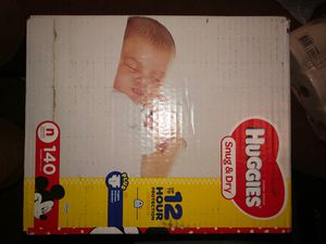 Huggies diapers for Sale in Concord, CA