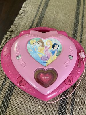 Disney Princess Magical Learning Laptop for Sale in Standish, ME
