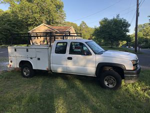 "2007 Chevy silverado 2500hd ""work truck"" for Sale in Woodbury, NJ"