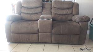 Loveseat recliner for Sale in Glendale, AZ