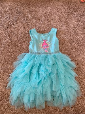 Trolls dreamworks 3t poppy 👗 dress for Sale in Lake Worth, FL