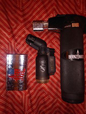 Micro & Pocket Torch & Butane Lighter for Sale in Escondido, CA