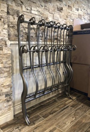 2 Rod iron twin bed frames for Sale in Orland Park, IL
