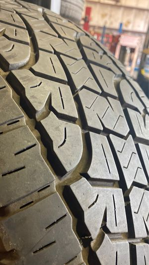 Used tire set for Sale in Raleigh, NC