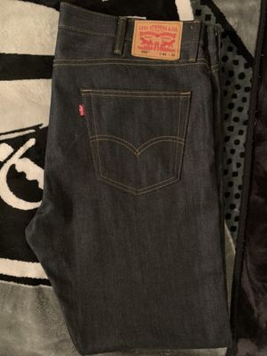 501 Levi's Pants Size 40x32 for Sale in Las Vegas, NV