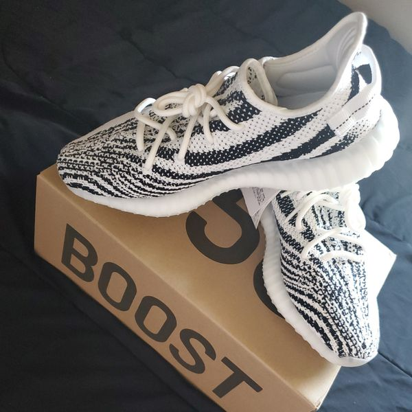 Adidas Yeezy Boost 350 V2 Zebra (NO TRADES)