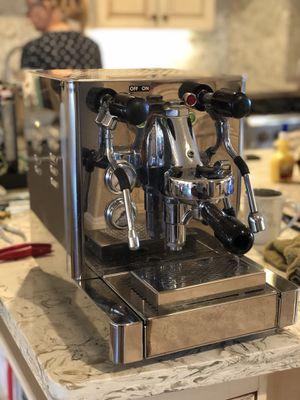 Brasilia espresso machine for Sale in San Diego, CA