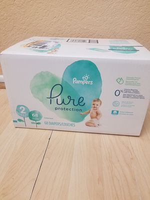 Pampers size 2 for Sale in Fontana, CA