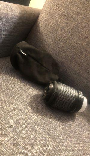Nikon DX Camera Lens (AF-S 55 - 200mm) for Sale in Washington, DC