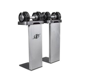 Adjustable Dumbbells with Stand for Sale in NEW CARROLLTN, MD