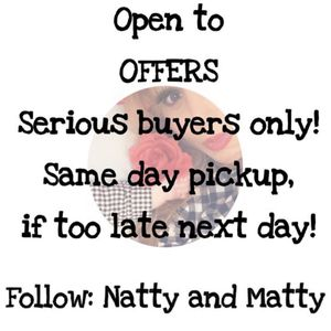 Used Some new Baby Boy Clothing Available Follow Natty and Matty for Sale in Paramount, CA