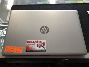 """Hp amd ryzen 5 with radeon Vega mobile gfx 2.0 8gb ram 128ssd 15"""" touch screen laptop for Sale in Los Angeles, CA"""
