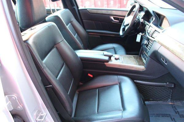 2010 Mercedes-Benz E-Class