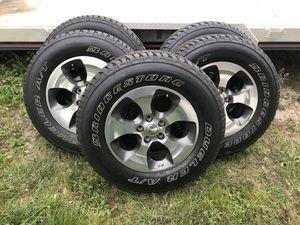 Jeep wheels for Sale in Lutz, FL