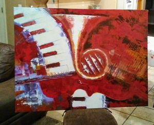 Oil painting picture for Sale in Stockton, CA