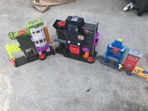 Imaginext toys for Sale in Whittier, CA