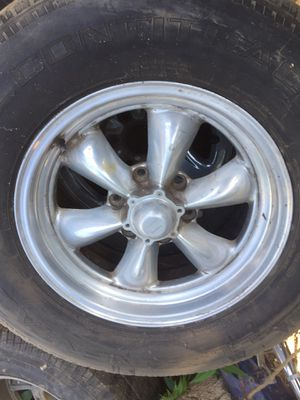 Size 17 Chevy American racing rims only have 3 for Sale in Bell, CA