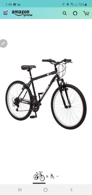 26 inch Granite Peak Roadmaster mountain bike black New never used for Sale in Roanoke, TX