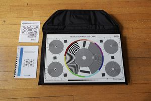 """AbleCine Resolution Analysis Chart 20"""" for Sale in Seattle, WA"""